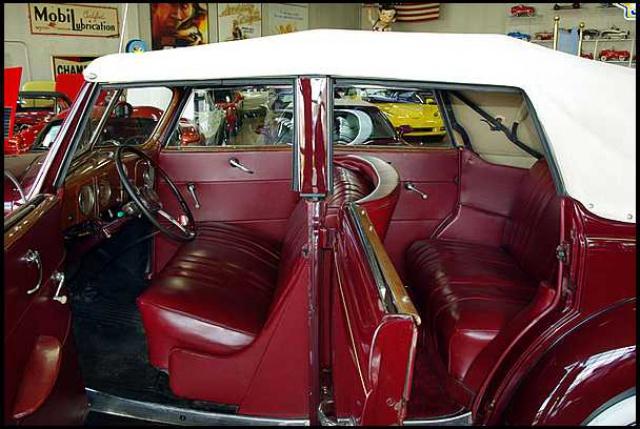 Ford '37.La Beatnik Car du gendarme en balade. 927848FL01111022983