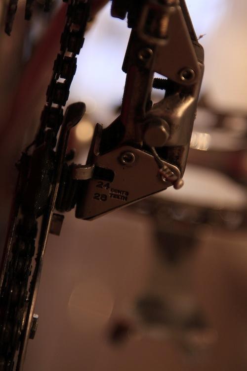 Vélo femme cadre avec tube de selle cintré 927903MG8915