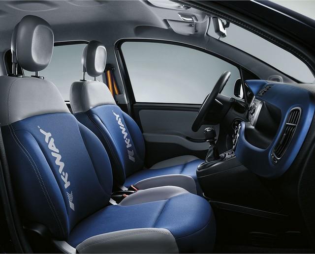 Commercialisation de la nouvelle Fiat Panda K-Way® 928104150223FiatPandaKWay05
