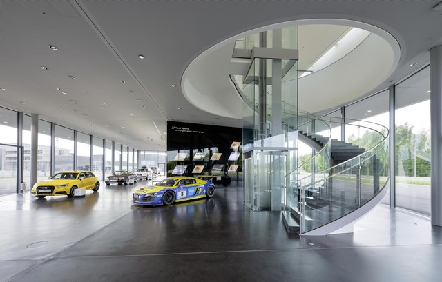 AUDI AG inaugure un complexe high-tech à Neubourg 928807AudiNeuburgcustomerbuilding2