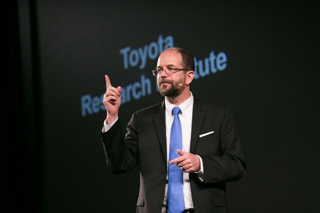 Toyota va créer un institut de recherche et développement dédié à l'intelligence artificielle 929013201511060107