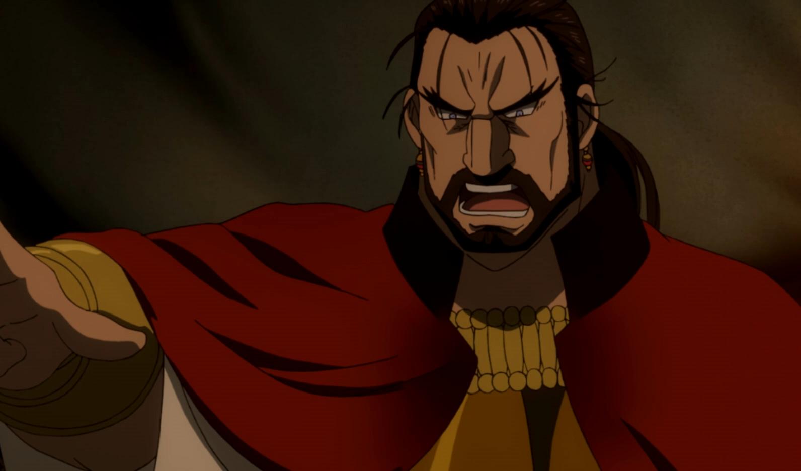 Arslan Senki (The Heroic Legend of Arslân) 929795arslan