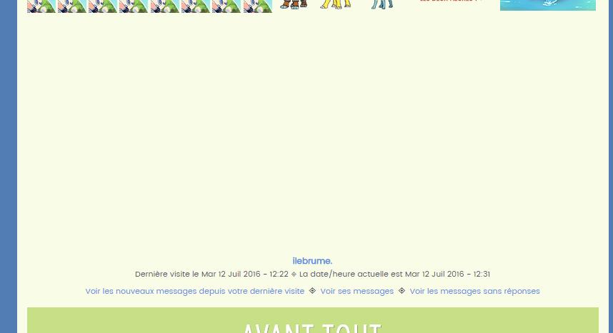 Problèmes d'affichage divers sur tous les sites de la plateforme 930673chatbox