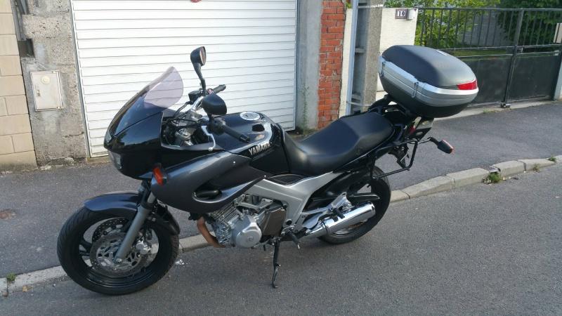 Un nouveau 2 roues au garage 93069820150821185948