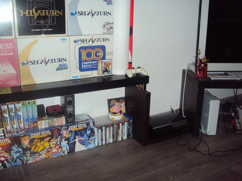 "Game room Sega Saturn ^-^"" 930701DSC04594"