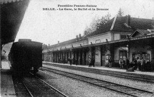 Belfort Delle 931162GareDelle61