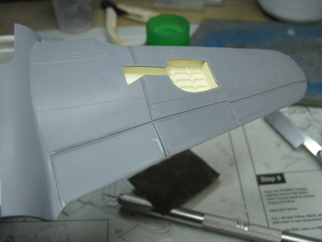 Ryan XF2R-1 Dark Shark Czech Model 1/48.....Terminé! 931465IMG8932