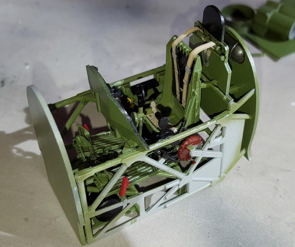 Hawker Tempest Special Hobby au 1/32ème 93154320170816165055