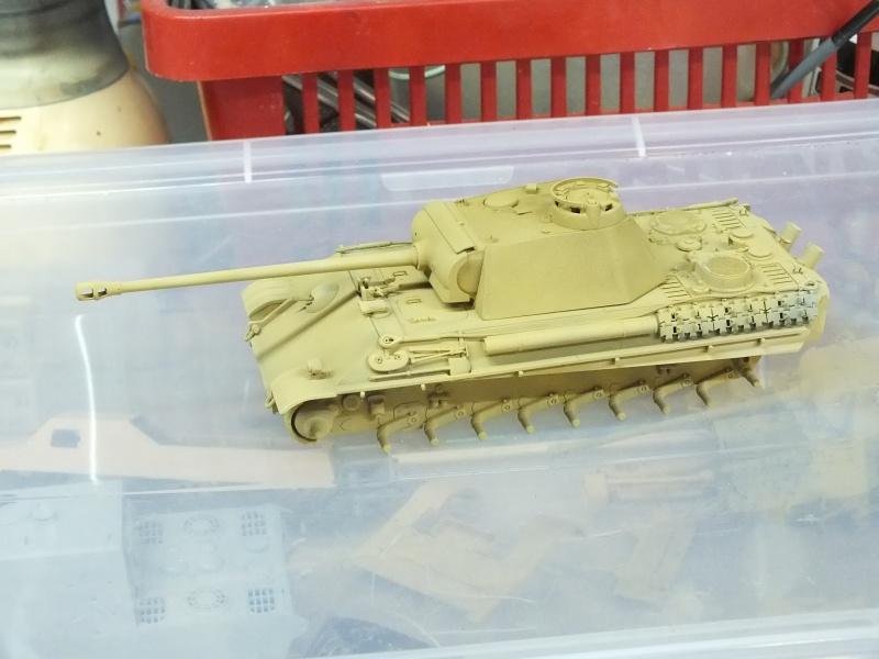 Tamiya Panther G Late 1/35 (Dio Fini) 931638DSCF6319