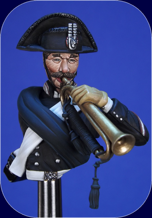 Box Art  Trompette de Carabiniers Royale Italiens Crimée 1855 933285box1