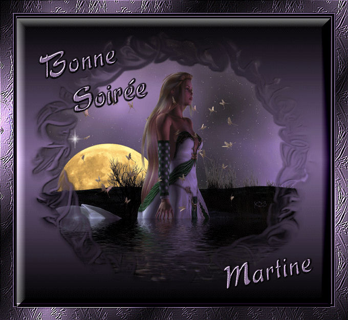 BONNE SOIREE DE DIMANCHE 933457IMAGEVIOLETTESOIR
