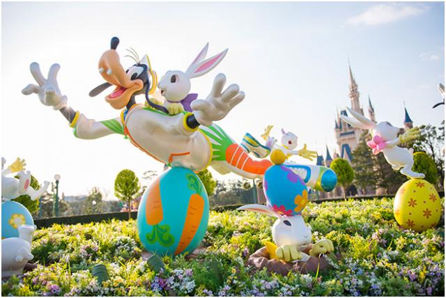 [Tokyo Disneyland] Nouvelle parade : Hippiti-Hoppiti Spring Time (du 2 avril au 23 juin 2014) 934643tds2