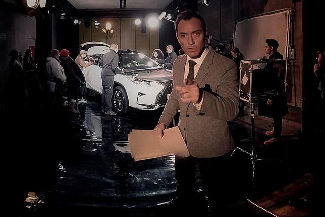 Une Vidéo 360° Pour Entrer Dans 'The Life RX' Avec Jude Law 935262lexusexperienceexceptionnelle