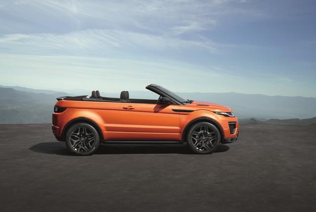 Range Rover Cabriolet, Un SUV Pour Toutes Les Saisons 935746RREVQConvertibleStatic09111508
