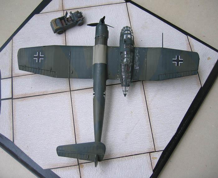 [Airfix) Blohm Voss 141 936208BV14104