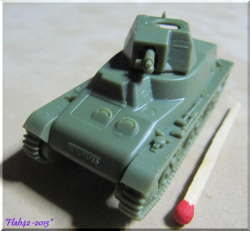 Hotchkiss H38-39 - S-model - 1/72ème 9369888310