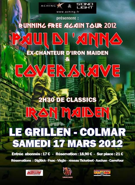 PAUL DI 'ANNO + COVERSLAVE + GUEST le 17 mars au grillen (68 937308AnnoCoverslaverunningfreeagaintour2012ColmarLeGrillen