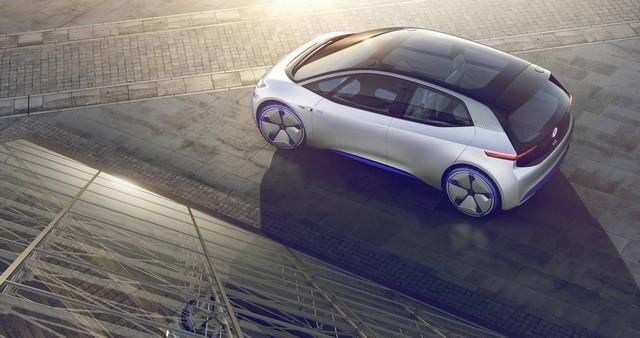 La première mondiale de l'I.D. lance le compte à rebours vers une nouvelle ère Volkswagen  937459volkswagenidconceptdesign0002