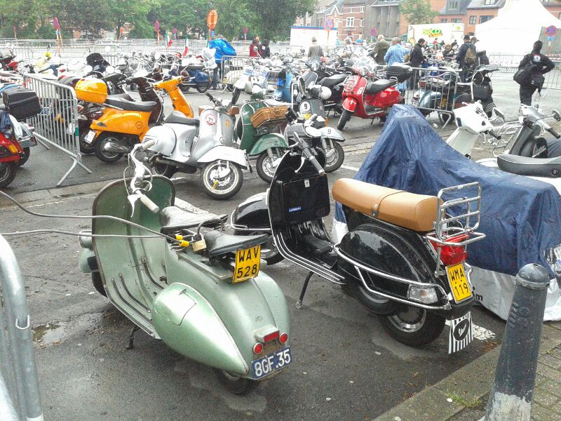 vespa world days 2013 - belgique 937643IMG2013062046340