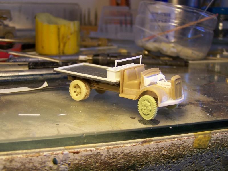 Opel Blitz Flack (2cm flack 38) 9377431005776