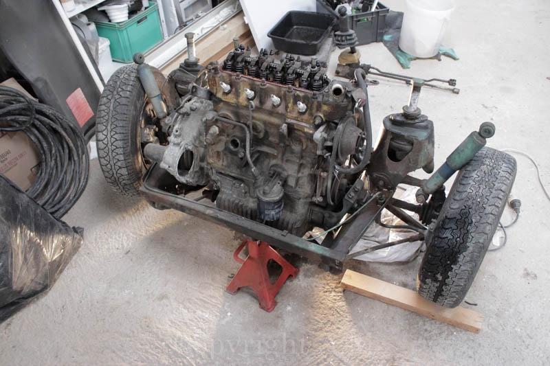 Restauration d'une Austin de 1980 937793IMG3315
