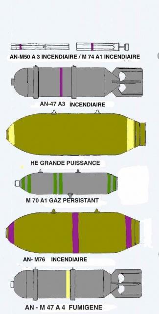 Bombes d'aviation US. 938895BombesUS