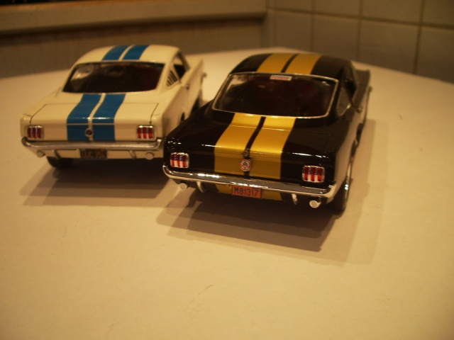 mustang shelby 350 GT 1965  kit monogram 1/24 . 939151IMGP3070