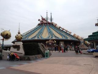 T.R. Séjour Disneyland Paris du 6 au 9 Fevrier 2012 au NPBC 939486069