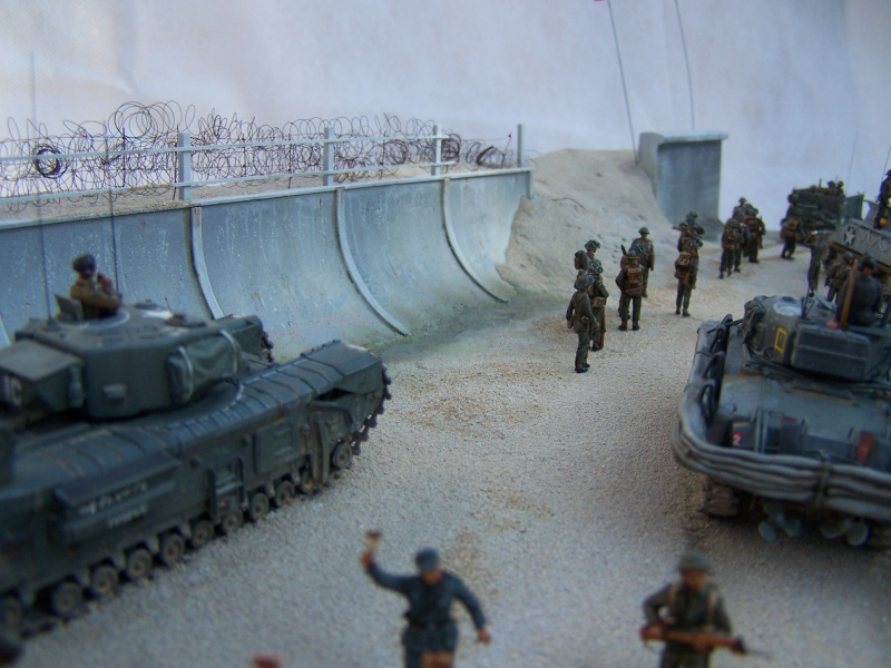 """Juno Beach"" 06.06.1944 Le Fort Garry Horse débarque.... 9398751007492"
