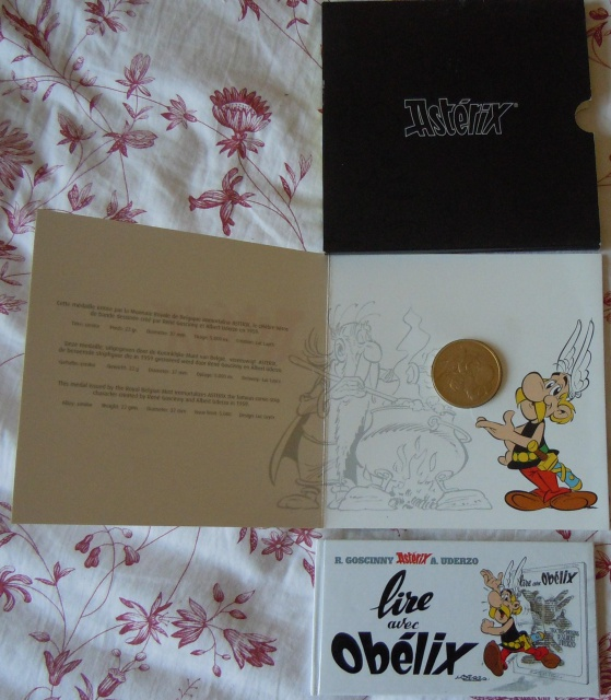 Astérix : ma collection, ma passion - Page 2 94031174b
