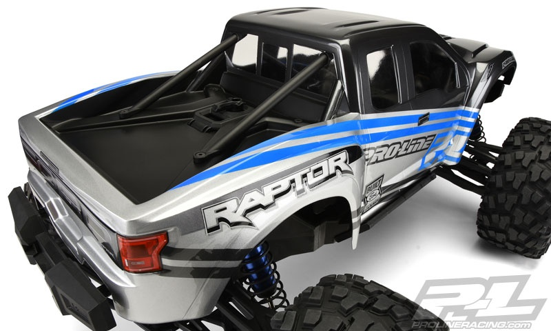 Carro Pro-Line F150 Raptor pour X-maxx 9405073482172