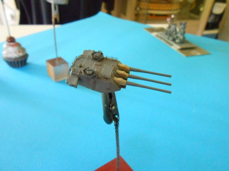 Yamato 1/700 fuji, PE,Pont en bois et babioles - Page 3 940654DSCN6098
