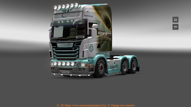 Amazing Euro Truck Shop Simulation - Portail 940705ets2416