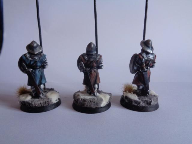 [Conversion] Figurines SdA ==> GoT : armée Stark 940938DSC00709