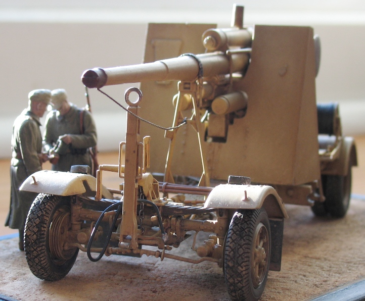 Flak18 88mm  AFV Club 1/35 941119modles125016