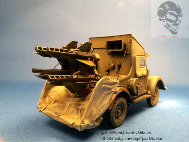 "GAZ-69 2P26 ""Baby carriage"" - Bronco 1/35 941702IMG4213"