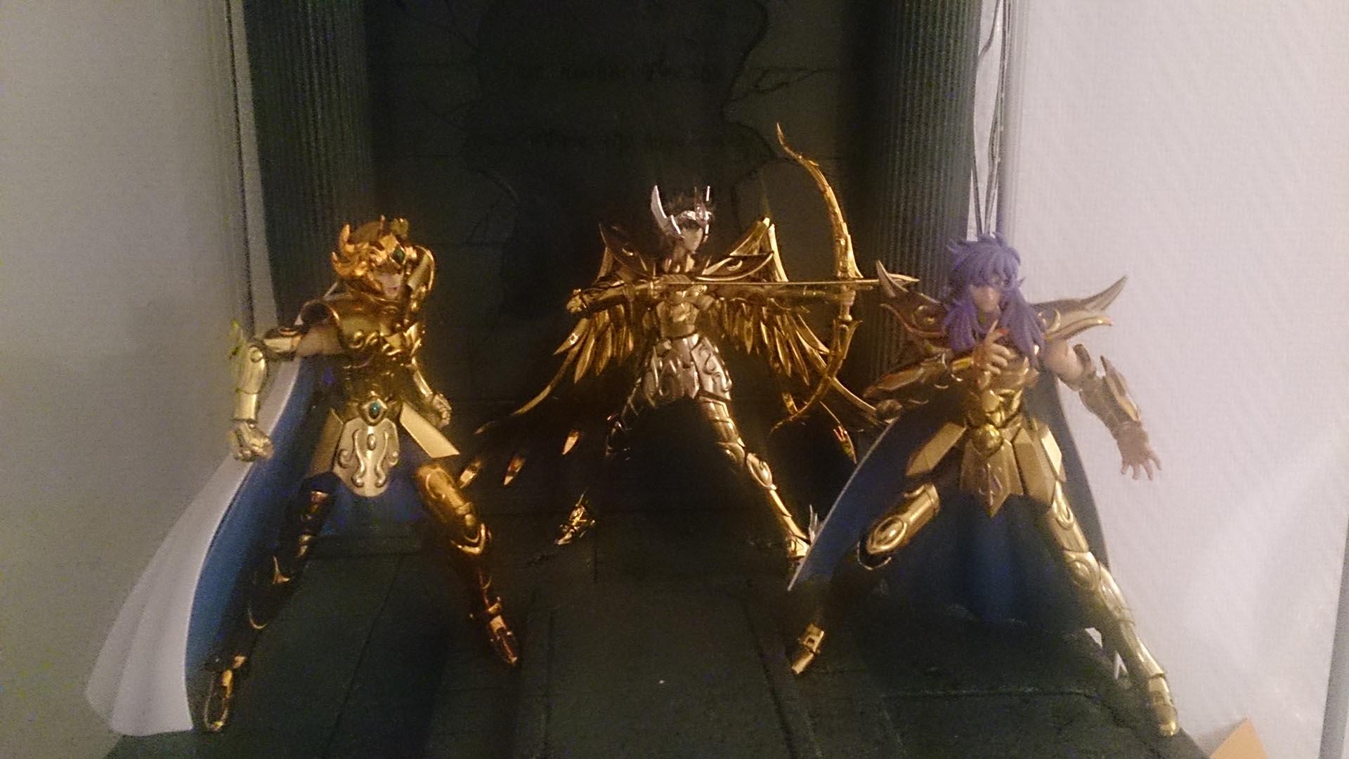 Figurines Saint Seiya (Chevaliers du Zodiaque) 942594MCEX29