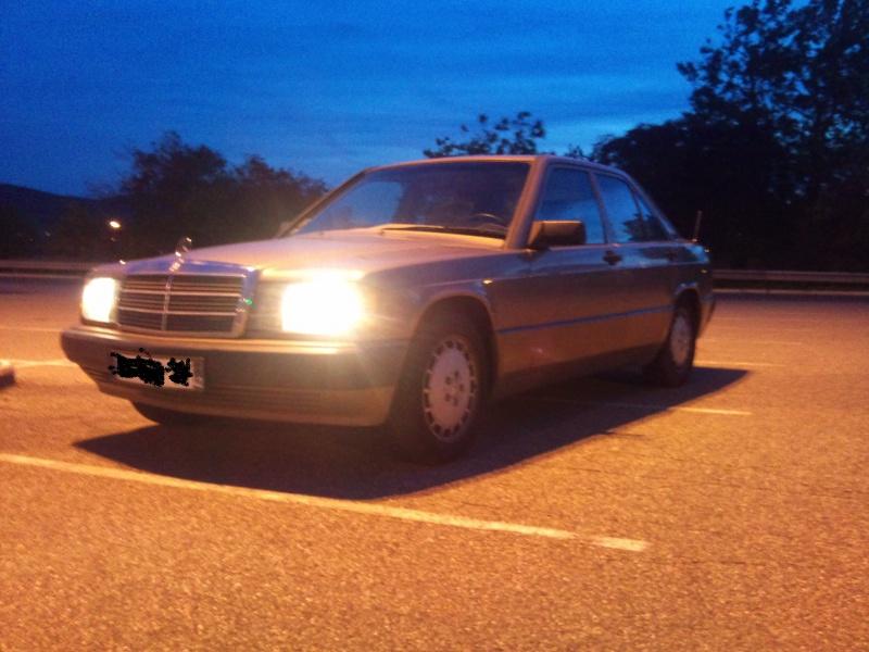 Mercedes 190 1.8 BVA, mon nouveau dailly - Page 9 942701DSC2310