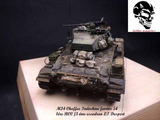 M24 Chaffee light tank, AFV Club 1/35 - Page 3 943118IMG3651