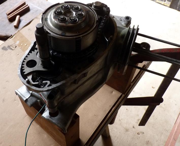 piston - Le support pour piston 943418P1030641