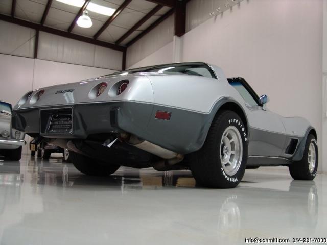 chevrolet corvette 25 th anniversary de 1978 au 1/16 - Page 2 94349440486822