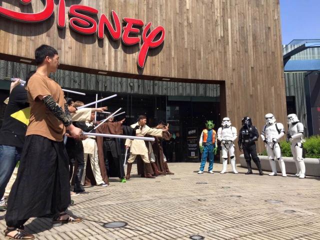 [Shanghai Disney Resort] Le Resort en général - le coin des petites infos  - Page 40 943971w130