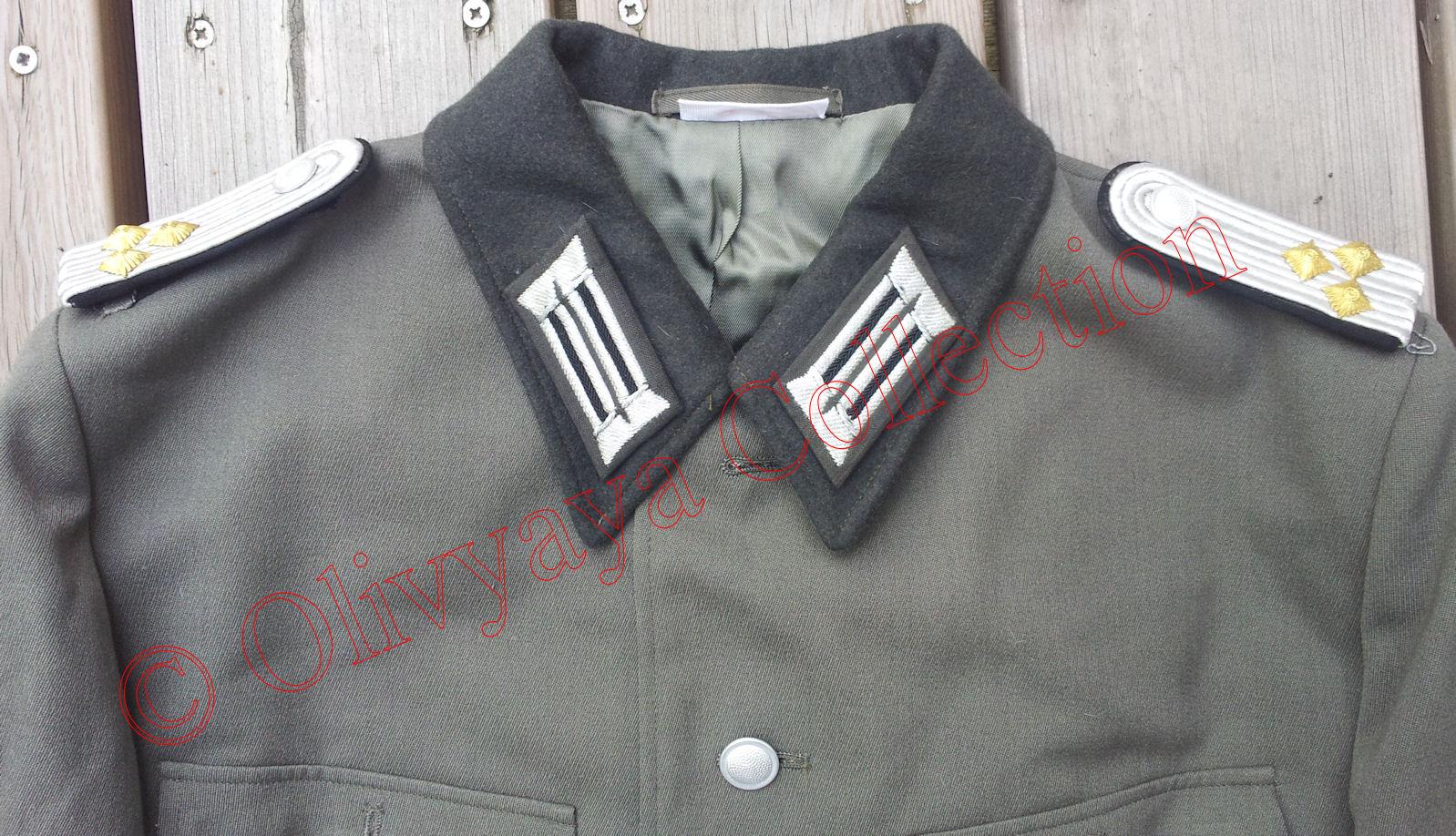 Veste service officier pionniers 1971 - Grande taille ! 94408220150818140444