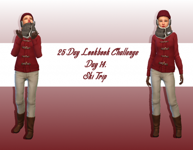 [Look] 25 Day Lookbook Challenge  944115Jour14
