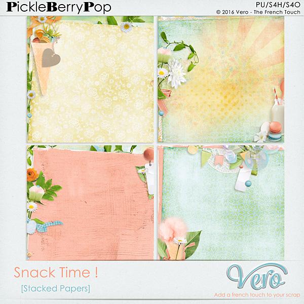 Véro - MAJ 02/03/17 - Spring has sprung ...  - $1 per pack  - Page 10 945083Verosnacktimestackedpv