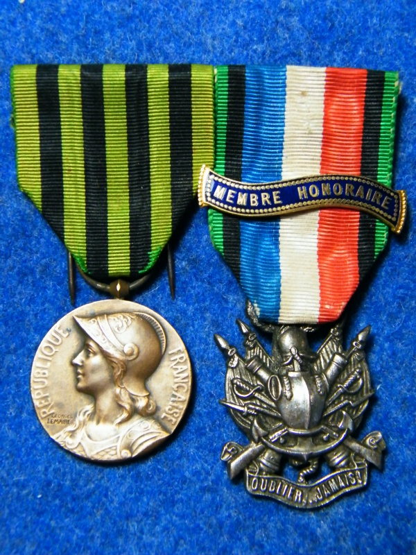 "commemo 1870/71 + veterans "" membre honoraire "" 945103015"