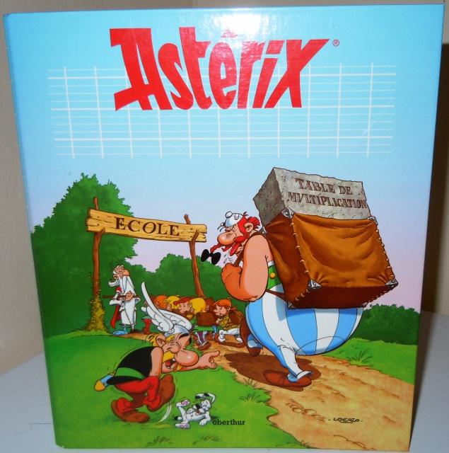 classeur asterix 94511960a