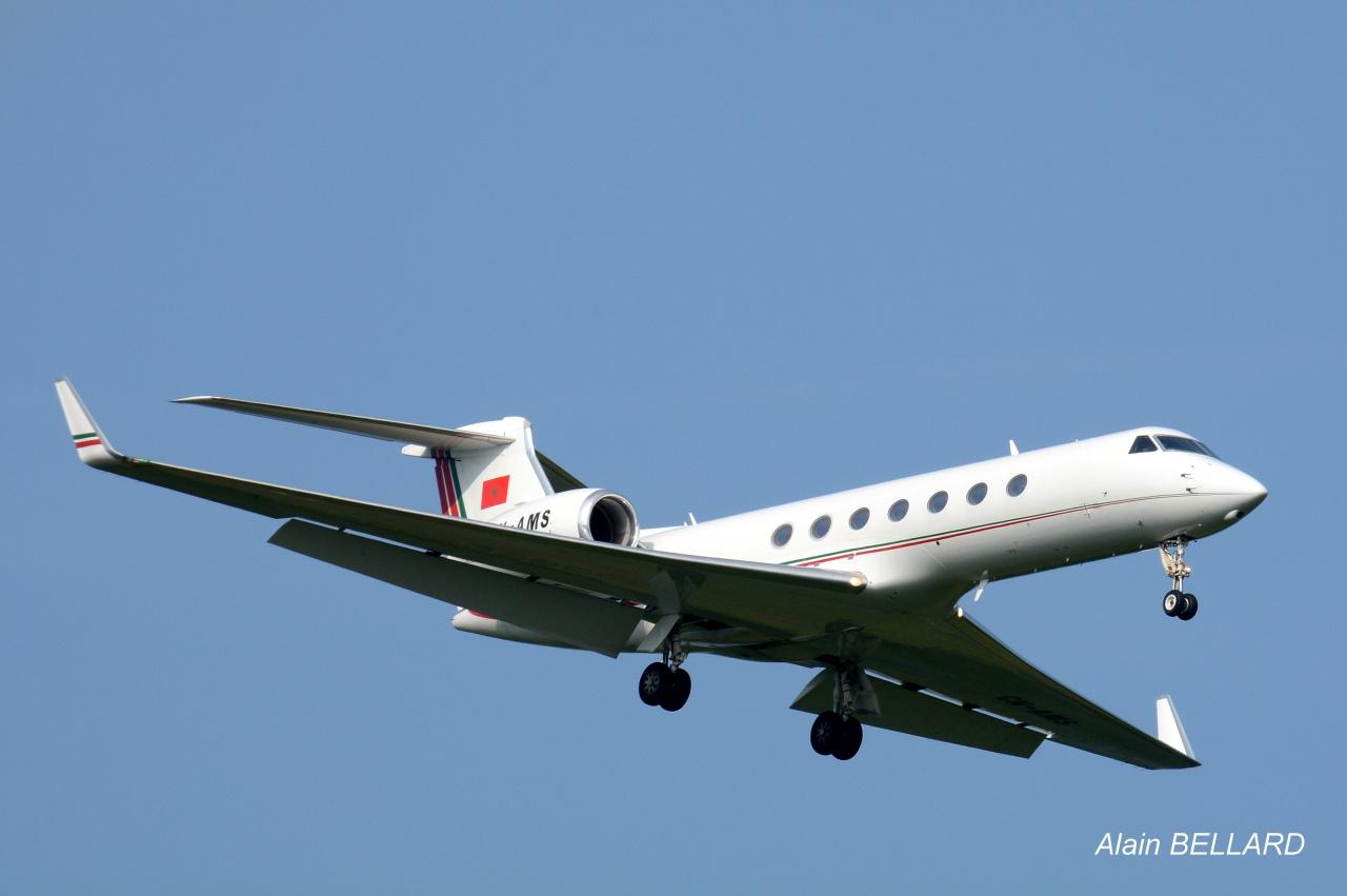 [14/05/2016 ]Gulfstream G550 (CN-AMS) Morocco Air Force 946051DSC00505