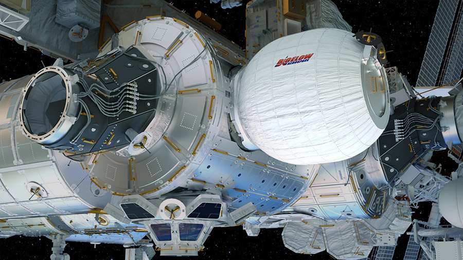 [ISS] Installation et suivi du module BEAM (Bigelow Expandable Activity Module)  - Page 7 946145beam1