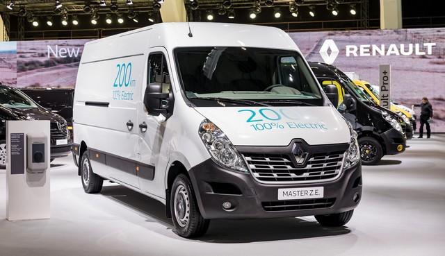 Renault Pro+ présente en première mondiale deux nouveaux véhicules utilitaires électriques 9464428621116